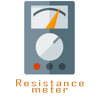 Resistance meter with arduino