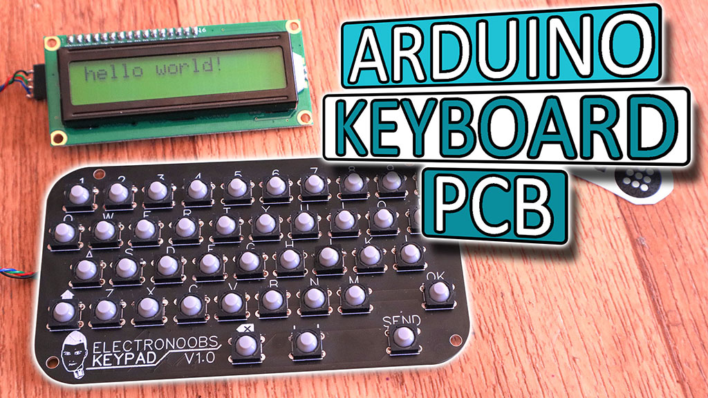 Download arduino keyboard library