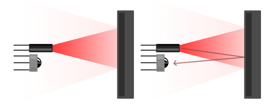 Arduino RPM tachometer IR sensor meter 3D printed