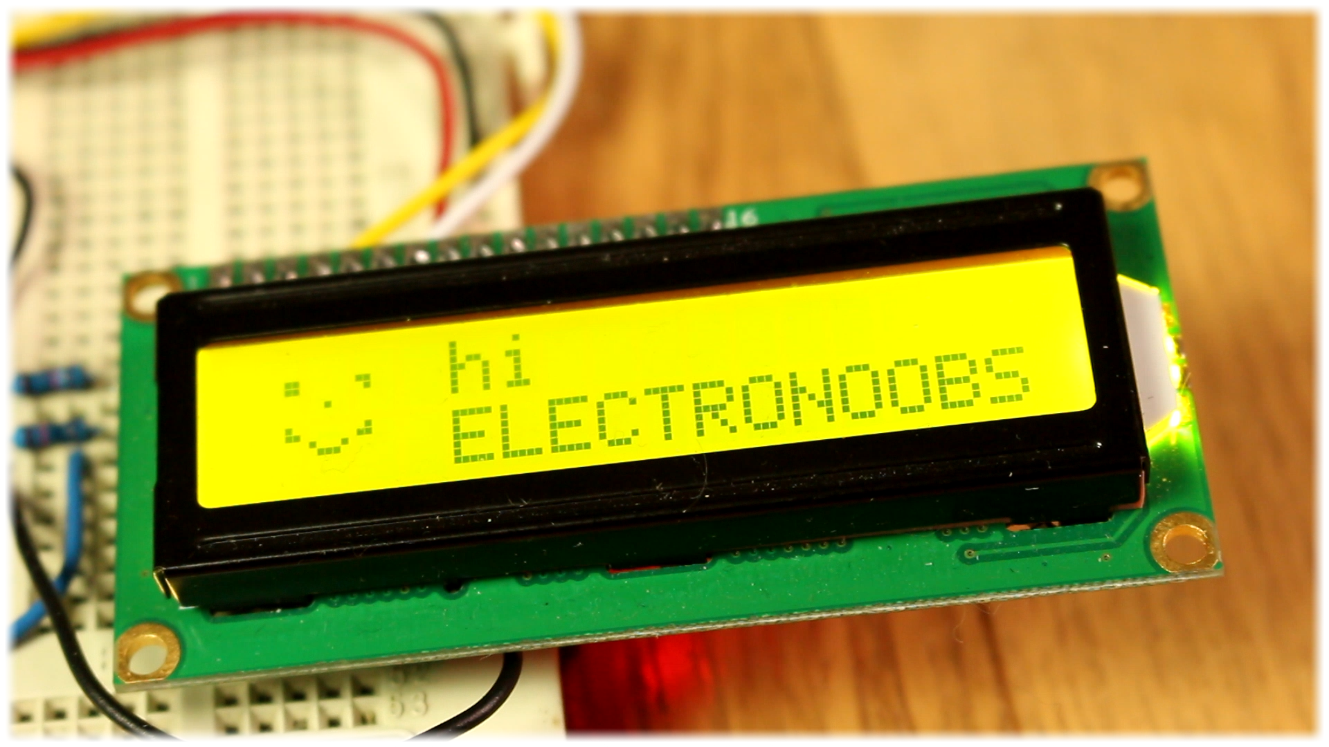 I2c Lcd Arduino Library Tutorial Wiring