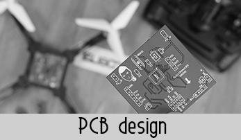 Brushed motors arduino drone