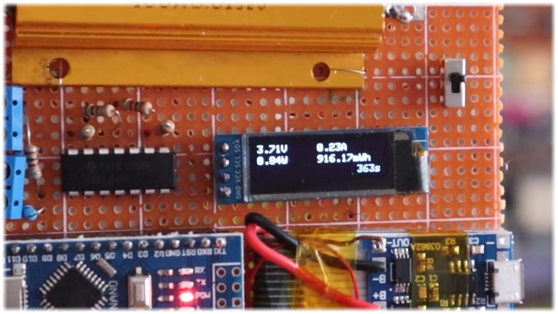 power energy logger Arduino
