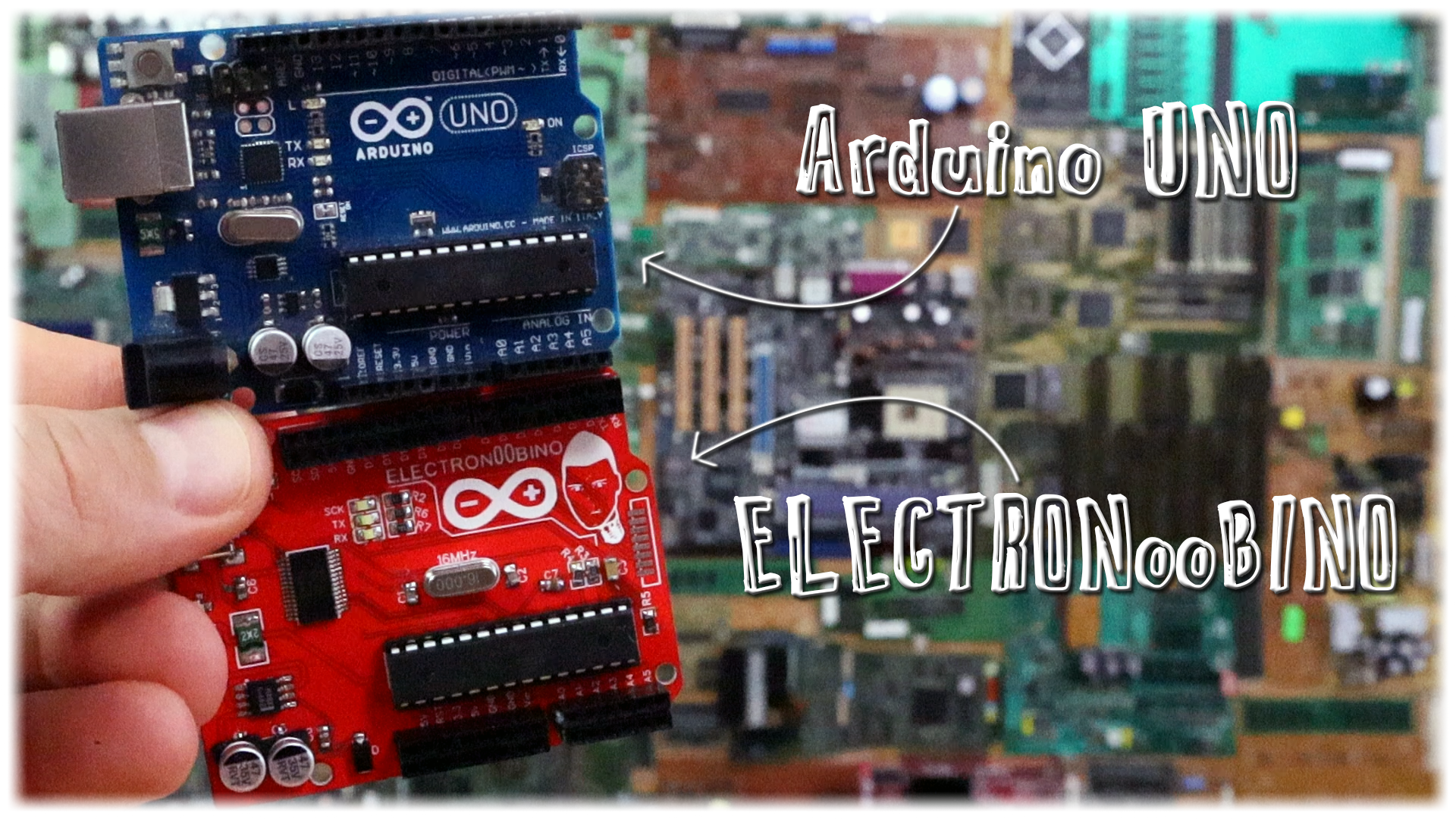 arduino on breadboard tutorial