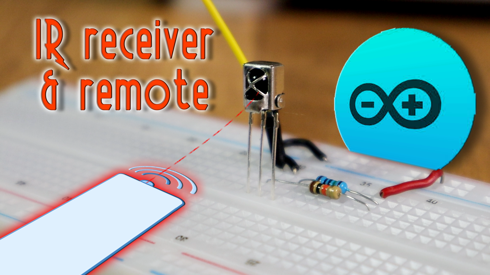Arduino Tutorials Begginers Advanced Easy Basic Simple Circuit Using The Attiny85 Microcontroller An Rgb Led And Some Lets See How To Use Atmega328p Chip Which Is That Uno Board Uses Once We Know Bare Minimum Configuration