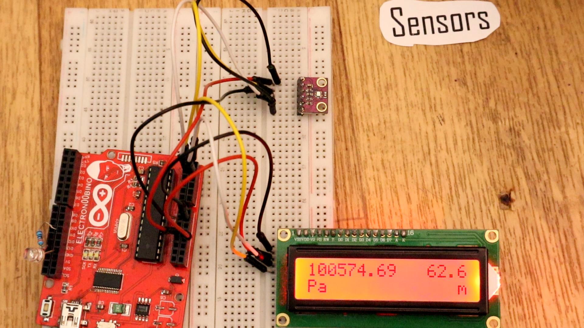 Arduino adafruit_sensor.h library download