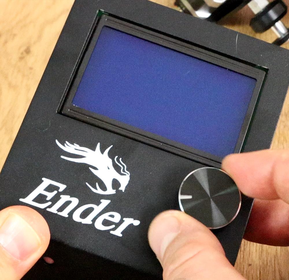 Creality ENDER 3 review slicer settings