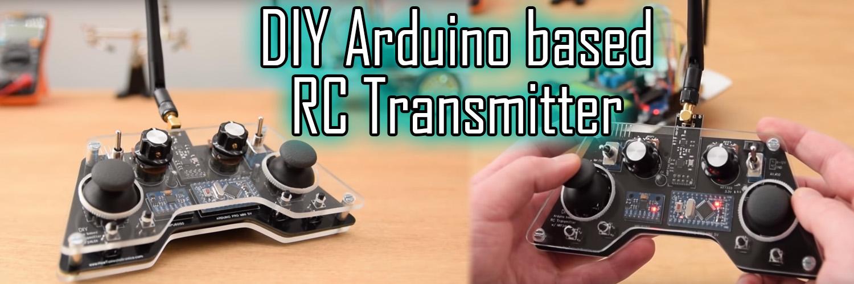 diy rc transmitter - DIY Campbellandkellarteam