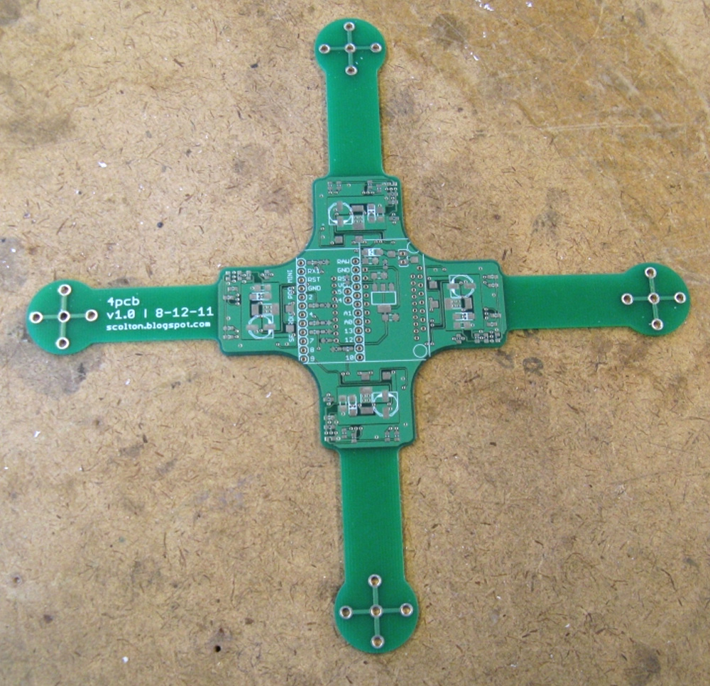PCB prototype PCBWAY QUALITY AND PRECISION