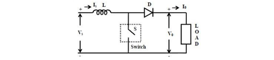 Circuit Diagram Of Dc To Dc Converter | Dc To Dc Boost Converter Circuit Homemade