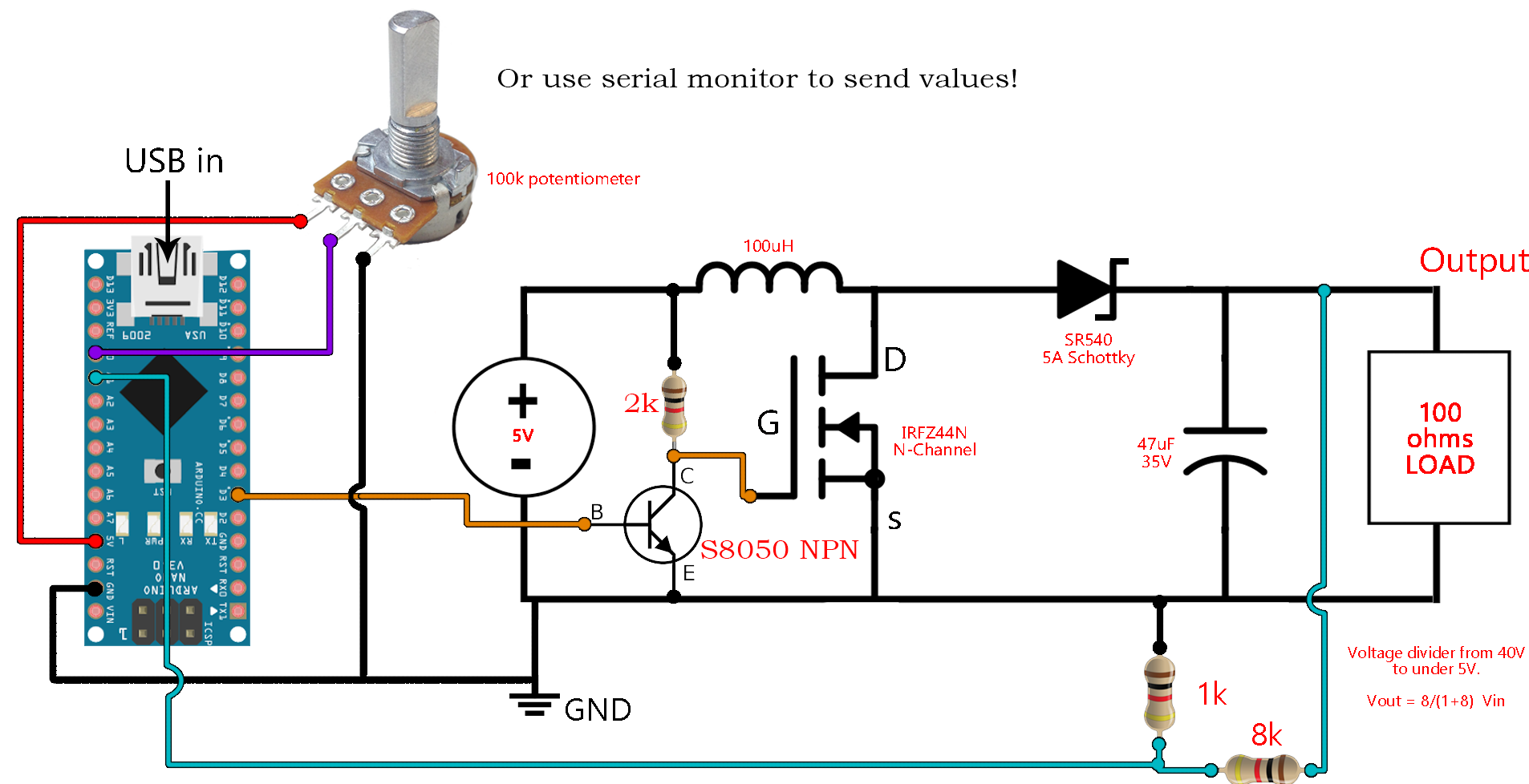 Constant Current Sink Work 2 How Does A Constant Current Sink Work