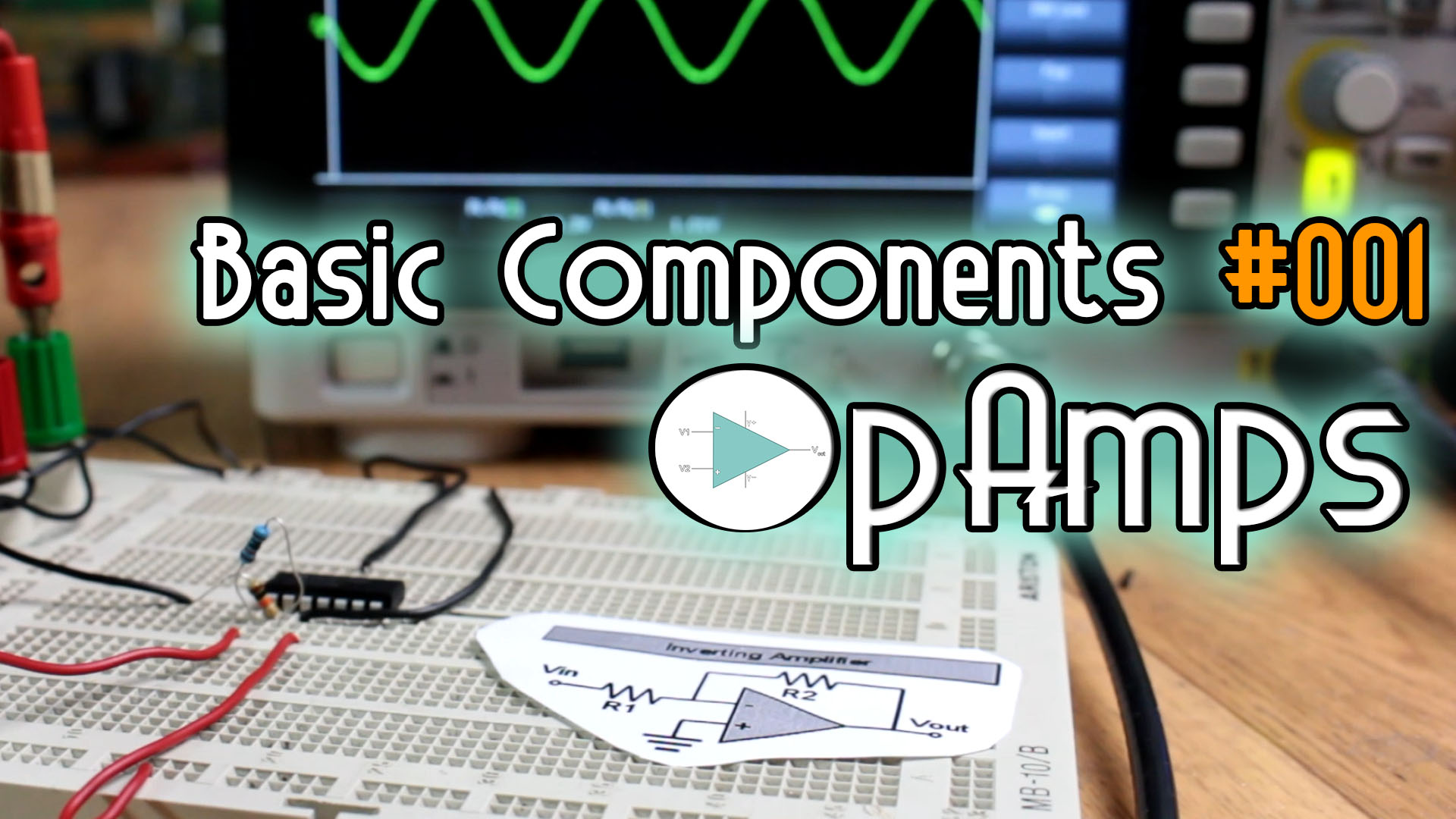 OpAmp configurations