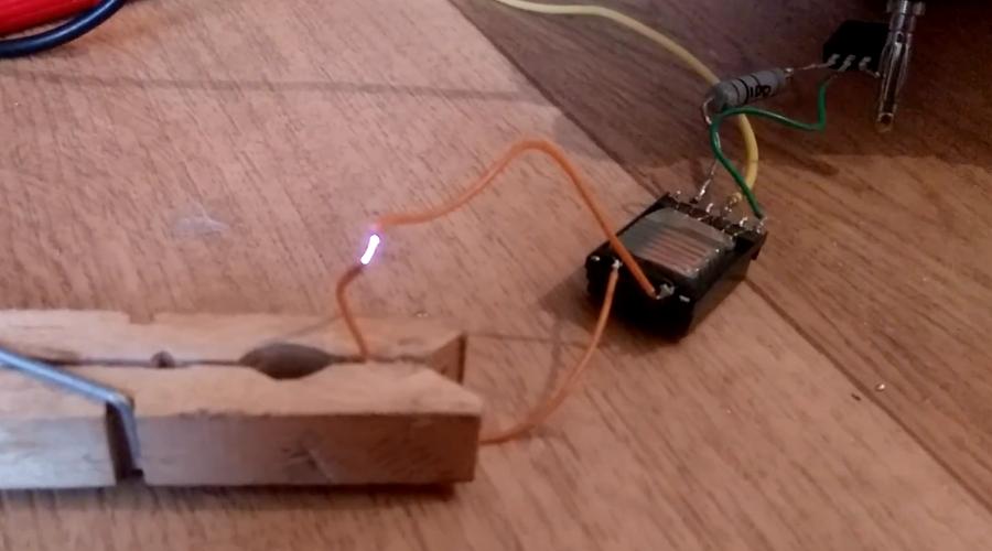 Arc lighter tutorial plasma flyback transformer cold neon