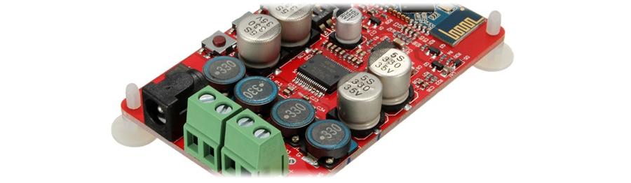 TDA7492P Digital Amplifier Board Wireless Bluetooth 4.0 Audio Receiver U8W5