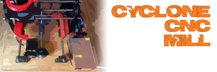 CYCLONE cnc mill diy how to build