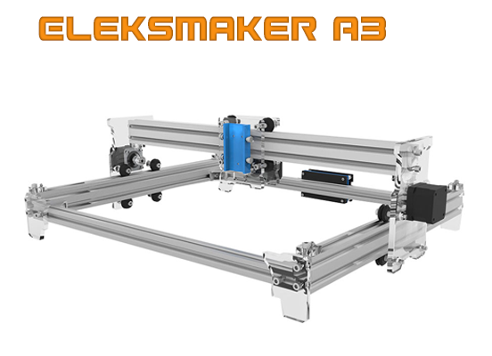 EleksMaker review assamble mounting laser