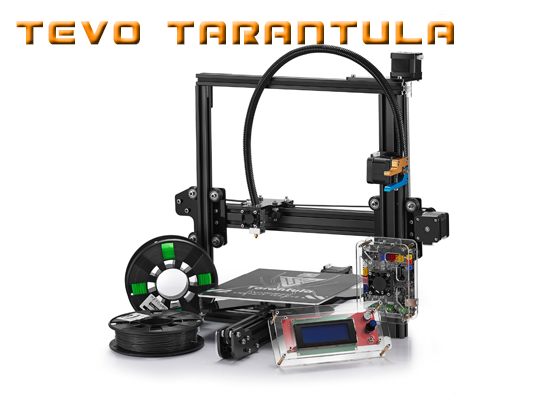 tevo tarantula review assamble mounting