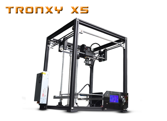 tronxy x5 review assamble mounting