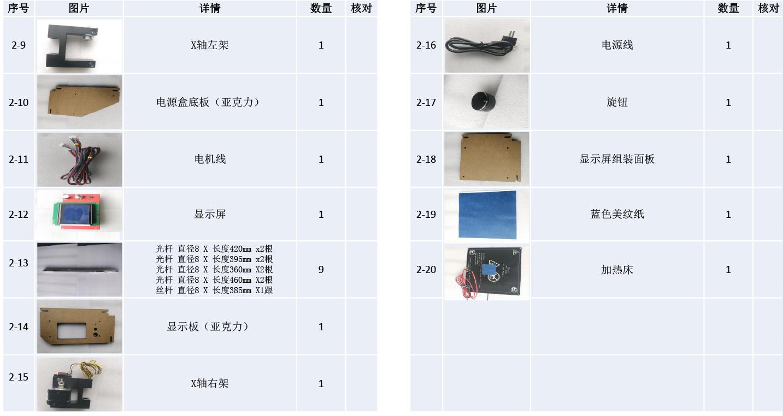 TronXY x5 tron xy 3d printer guide assemble mounting manual