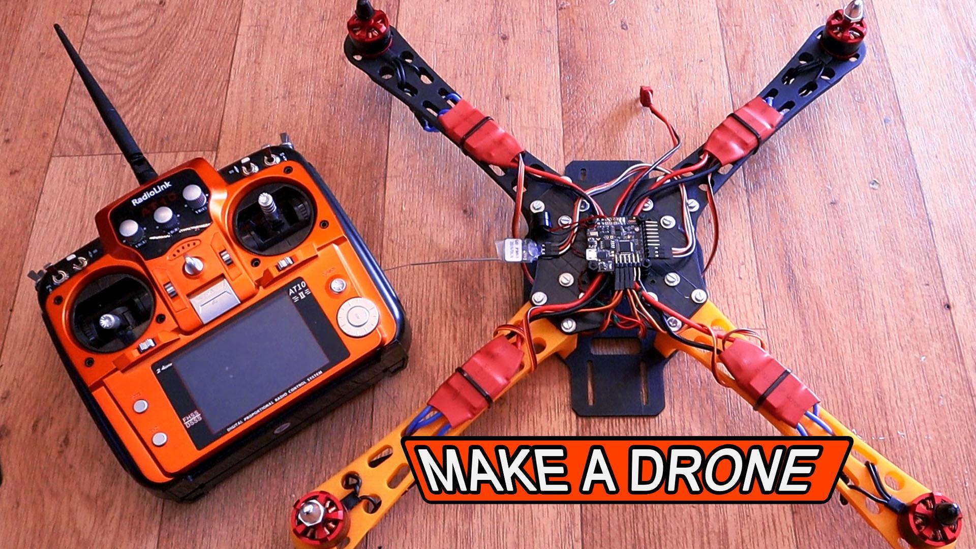 Robotics tutorials arduino robot drones RC planes