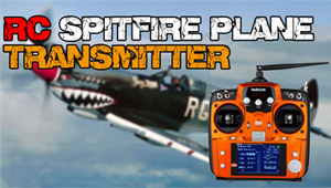 Free Stl Spitfire Download 3d Printed Radio Controlled Plane