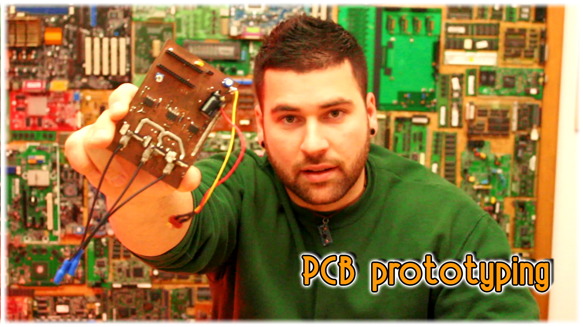 Let's make some PCBs