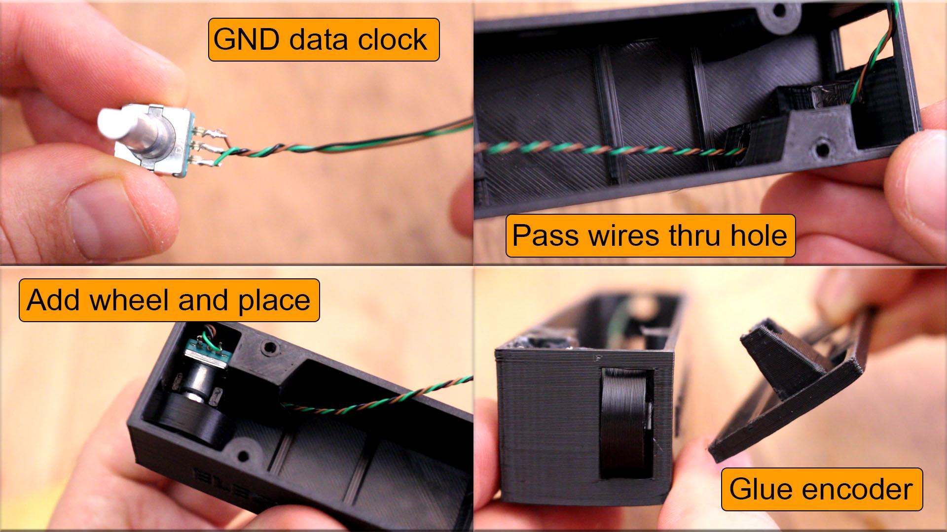 Multi measurement homemade meter Arduino