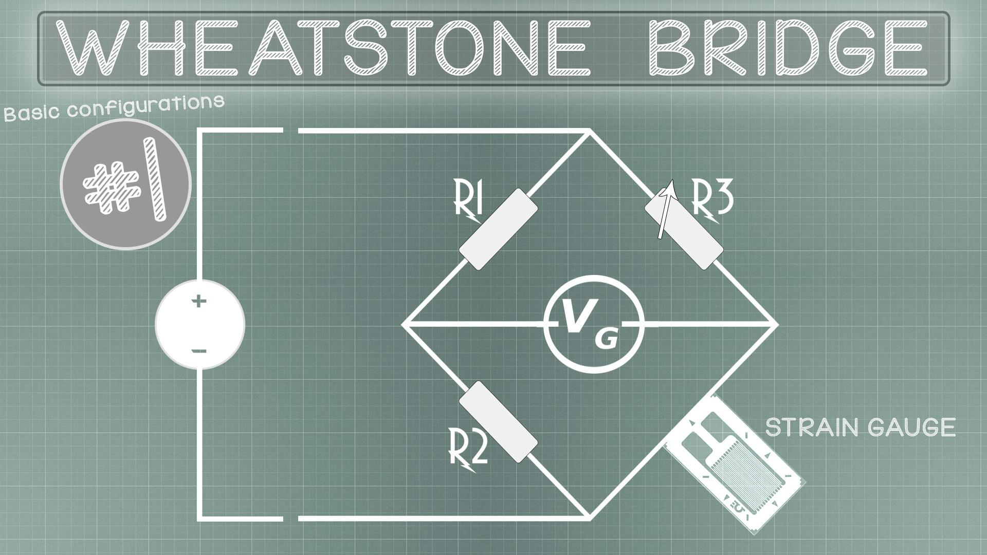 Wheatstone Bridge Theory Tutorial Formula Mathematic